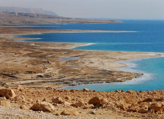 Лечебный воздух Мертвого моря