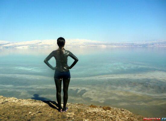 грязи мертвого моря